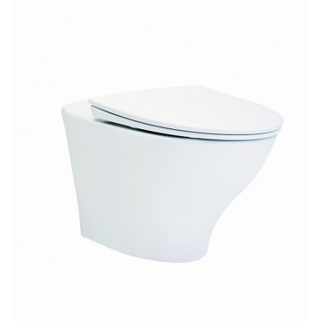IDO Glow 66 seinä-WC, S-lukko