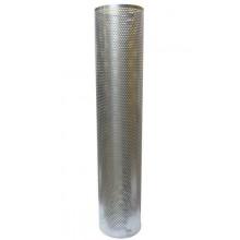 Kirami Lämpösuoja alumiinia 150mm piipulle, 1m