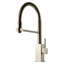Tapwell LEA176 keittiöhana,brushed nickel
