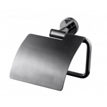 Tapwell TA236 WC-paperiteline, Black chrome