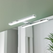 AC-LED Esther S3 8W 500MM Kromattu IP44 (4000K).