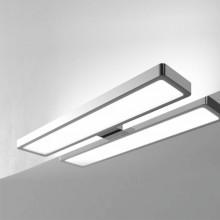 LED valaisin PAZ S3 6W 290X93X13 KROMATTU IP44 (4000K)