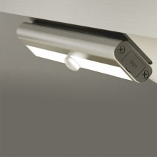 LED Regleta usb  ladattava liiketunnistinvalaisin IP44