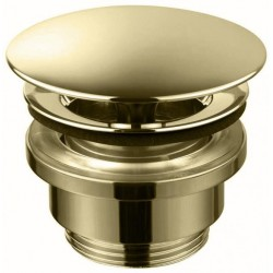 Tapwell 74400 pop-up pohjaventtiili, Honey Gold