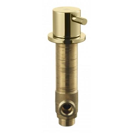 Tapwell BI284 pesukoneventtiili, Honey Gold